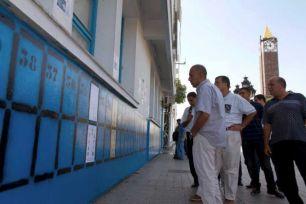 Tunisians-candidates