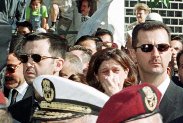 Assad -- Endgame