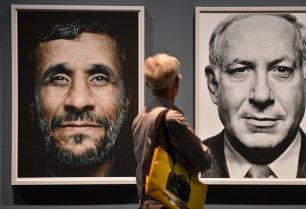 Bibi and Ahmadenijad