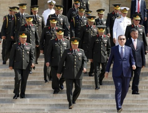 Turkey's Military Leaders