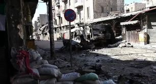 Aleppo has taken a lion's share of the hits since the war started