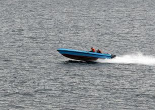 Iranian Navy in the Strait of Hormuz