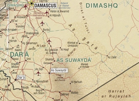 Syria_2004_CIA_map_Jabal_al-Druze