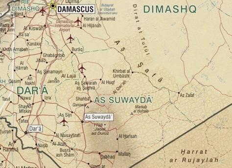 Syria_2004_CIA_map_Jabal_al-Druze