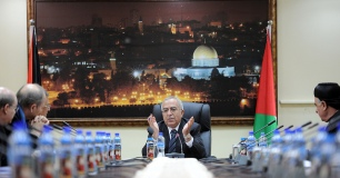 Fayyad and his last meeting