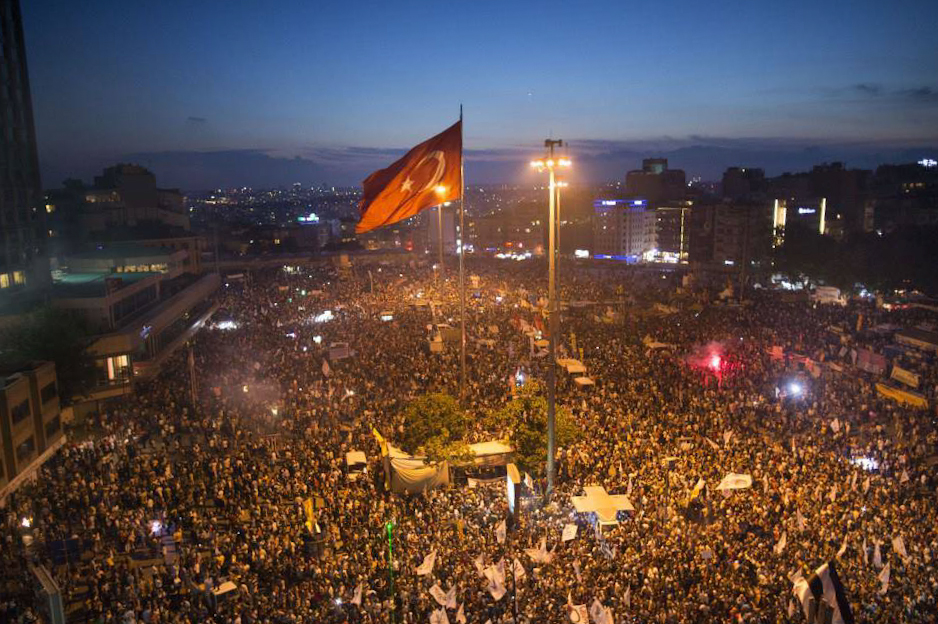 2013 Gezi Park Protests