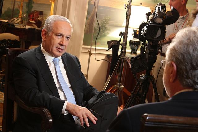Netanyahu on CNN