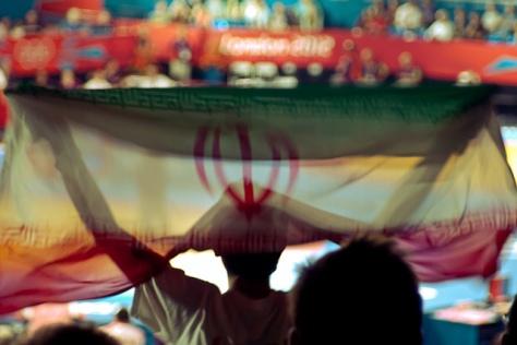 iran wrestling