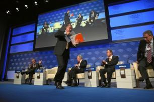 Erdogan World Economic Forum